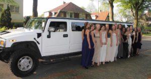 limousine hire bolton