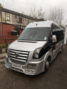 party bus hire bolton