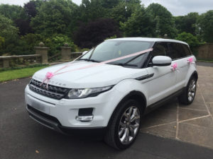 wedding car hire bolton