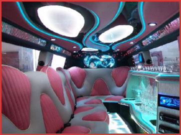 limo hire bolton