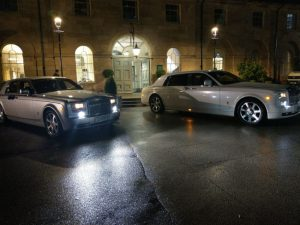 rolls royce wedding car hire manchester