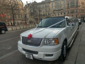 manchester wedding cars